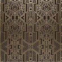 Ralph Lauren Brandt Geometric Wallpaper