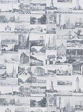 Ralph Lauren New York Postcard Wallpaper