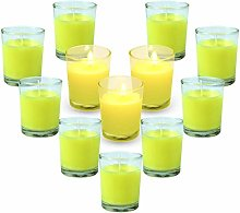 Ram 12 x Citronella Candles Insect Repellent