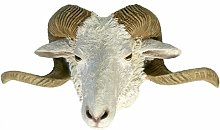 Ram Head Wall Decoration Happy Larry