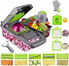 Ram® Mandoline 13 in 1 Vegetable Slicer Food