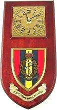 RAMC Royal Army Medical Corps Wall / Mess Clock