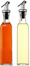 Ramkuwar Imported Set of 2 Oil and Vinegar Cruet,
