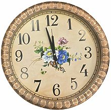 Rammento Extra Large 45cm Round Wall Clock With