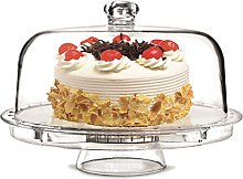 Rammento Multifunctional 5 in 1 Cake Stand and