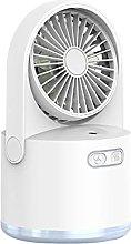 Ranana 2 in 1 Humidifier Fan Mini Desktop