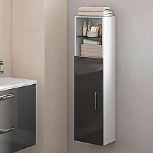 Randalsa Happy Modern Bathroom Linen Storage