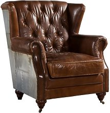 Randle Wingback Chair Williston Forge Upholstery