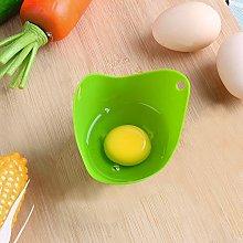 Random Color Silicone Egg Poacher Egg Baking