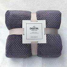 RANFEI Home Warm Soft Flannel Blankets Children