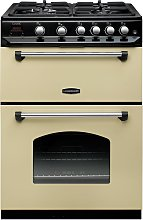 Rangemaster Classic CLAS60NGFCR/C 60cm Gas Cooker