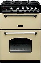 Rangemaster Classic CLAS60NGFCR/C 60cm Gas Cooker