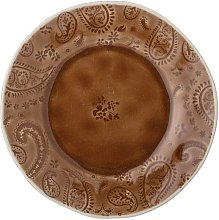 Rani stoneware plate