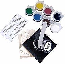 raninnao Leather Repair Kit 7 Color Artificial