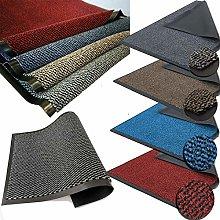 Ranjha's® New Non Slip Rubber Backed Doormat