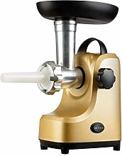 RANRANJJ Electric Meat Grinder, Stainless Steel