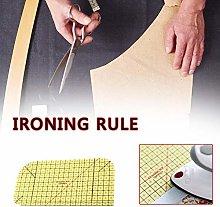 RANSHUO Hot Ironing Ruler Patchwork Tailor Craft