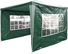 Ranson 3 x 3m Steel Party Tent Sol 72 Outdoor