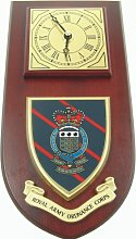 RAOC Royal Army Ordnance Corps Wall / Mess Clock