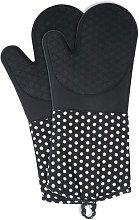 Raoul Oven Gloves Symple Stuff Colour: Black