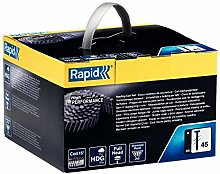 Rapid No. 45 Professional Roofing Coil Nails,