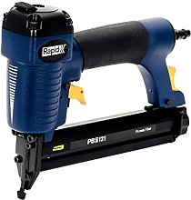 Rapid Pneumatic Staple and Nail Gun for Diy Use,
