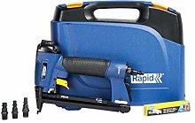 Rapid Pneumatic Staple Gun for Textile Work,
