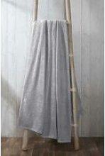 Rapport - Coral Fleece Silver 150x200cm Blanket
