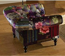 Rasc Chesterfield Chair Marlow Home Co. Upholstery