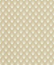 Rasch paperhangings 433609 Wallpaper (Fleece)