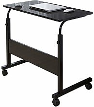 RASHION 60 x 40 cm Laptop Desk, Height Adjustable