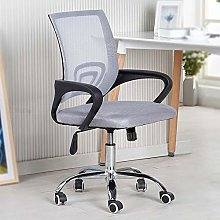 RASHION Mesh Office Chair with Adjustable Arms,