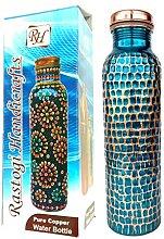 Rastogi Handicrafts New Creation Copper Water