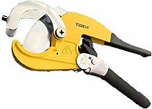 Ratchet Pipe Cutter SENRISE PVC Pipe Cutters Heavy