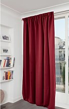 Rauseo Pinch Pleat Blackout Thermal Single Curtain