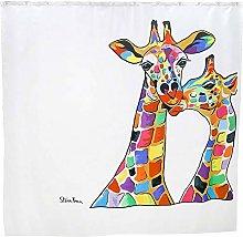 RAVALI Croydex Art by Steven Brown Shower Curtain