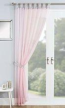 RAVALI Glamour Sparkle Diamante Blush Pink Tab Top