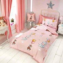 RAVALI Kids Junior Pink Float Away Quilt Duvet