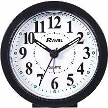 Ravel - Chadwell Alarm Clock - Black