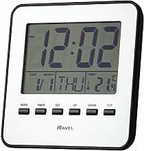 Ravel - Cosford Desk/Wall Digital Clock