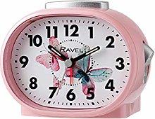 Ravel - Darley Alarm Clock - Pink Butterfly
