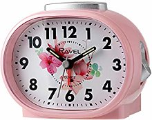 Ravel - Darley Alarm Clock - Pink Floral