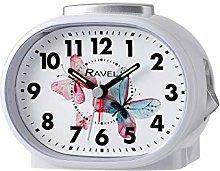 Ravel - Darley Alarm Clock - White Butterfly