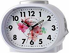 Ravel - Darley Alarm Clock - White Floral