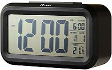Ravel - Langley Big Digit Light Sensor Alarm Clock