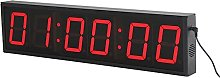 Ravencourt Digital LED Clock with Timer Functions,