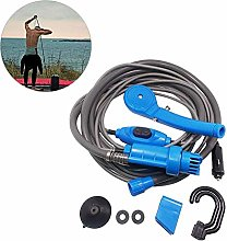 Raword 12V Portable Electric Pump Outdoor Camping