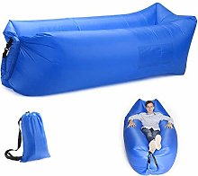 Raword Inflatable Lounger Air Chair Sofa Bed