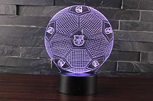 Ray-Velocity 3D Illusion Night Light 7 Models