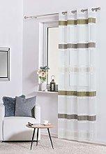 RAYAS Curtain Green